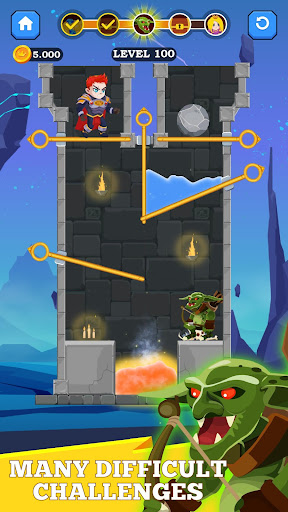 Hero Rescue android2mod screenshots 4