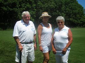 Photo: Winners- Jim(1), Debbie(2), Maureen(3)
