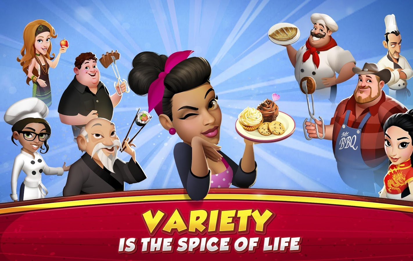 World Chef- screenshot