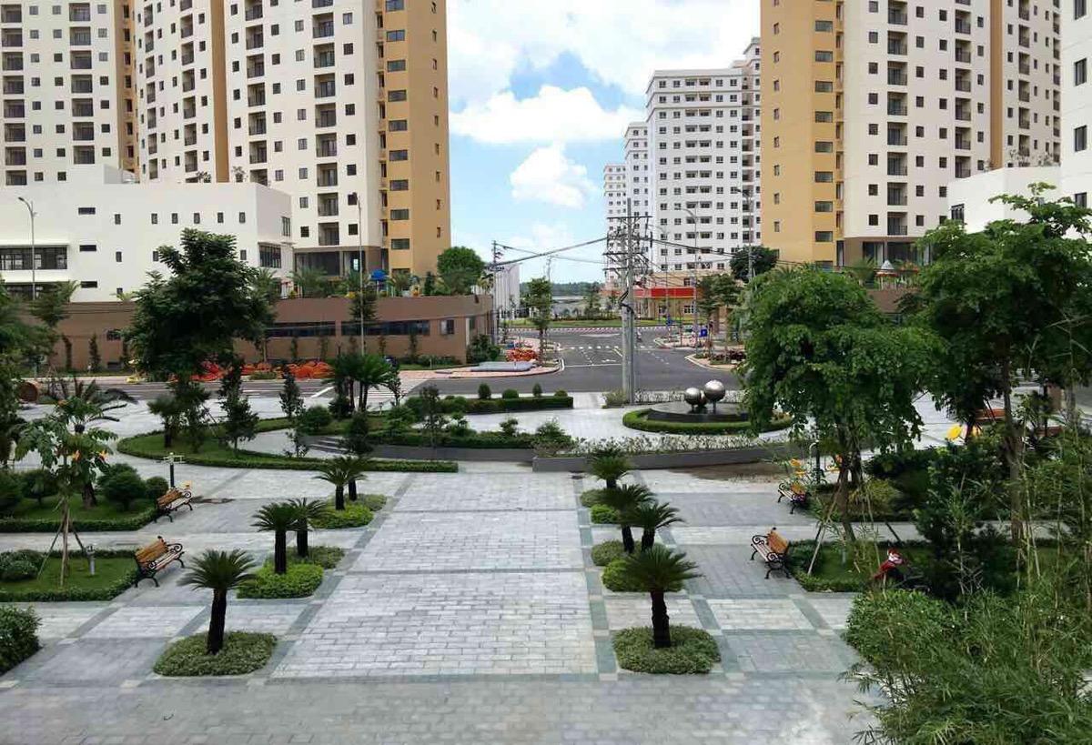 Tiện ích xung quanh căn hộ Bình Khánh