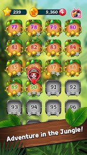 New Fantasy Jungle Adventure: Puzzle World 6