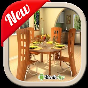 Jídelní stůl design 2017 - náhled
