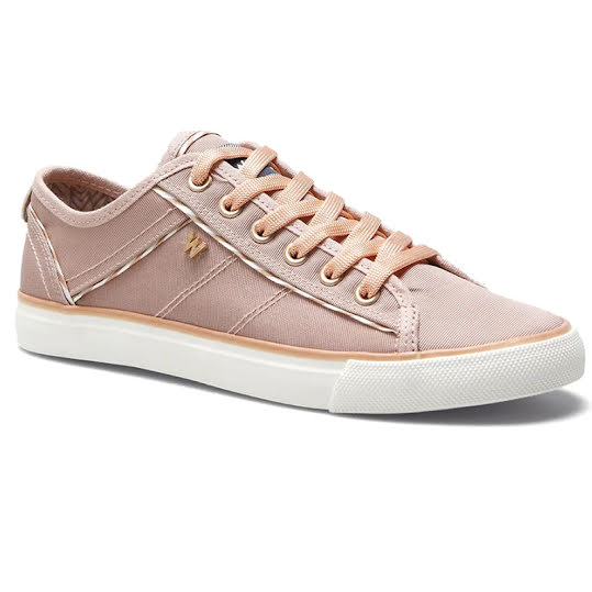 Wrangler Starry Lace Sneakers Dam Rose Stl: 38