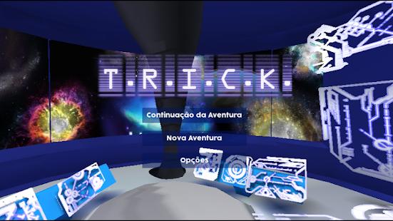 T.R.I.C.K. - náhled