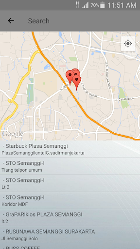 Telkomsel WiFi screenshot 2