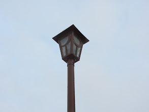 Photo: Mečetės žibintas