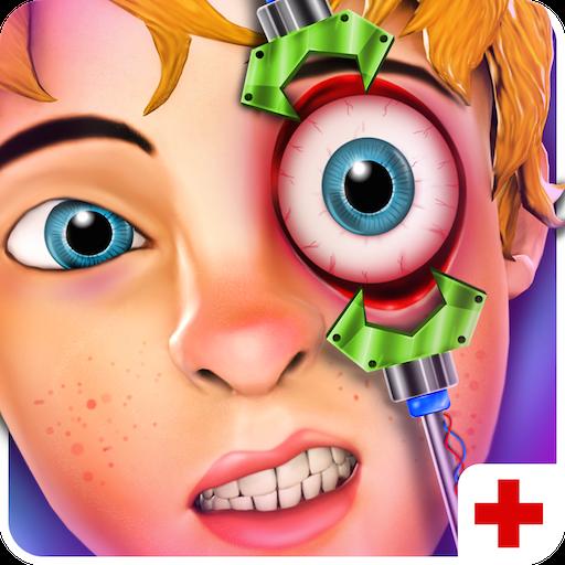 Eye Cataract Surgery Simulator