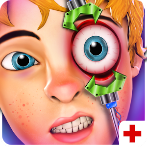 Eye Cataract Surgery Simulator for PC and MAC
