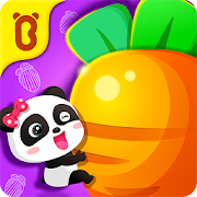 Baby Panda: Magical Comparisons, kids antonym