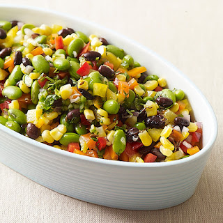 Cumin-Lime Confetti Salad