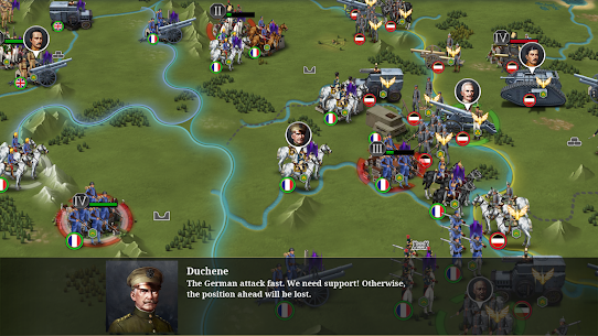 European War 6: 1914 Mod Apk Download For Android and Iphone 1