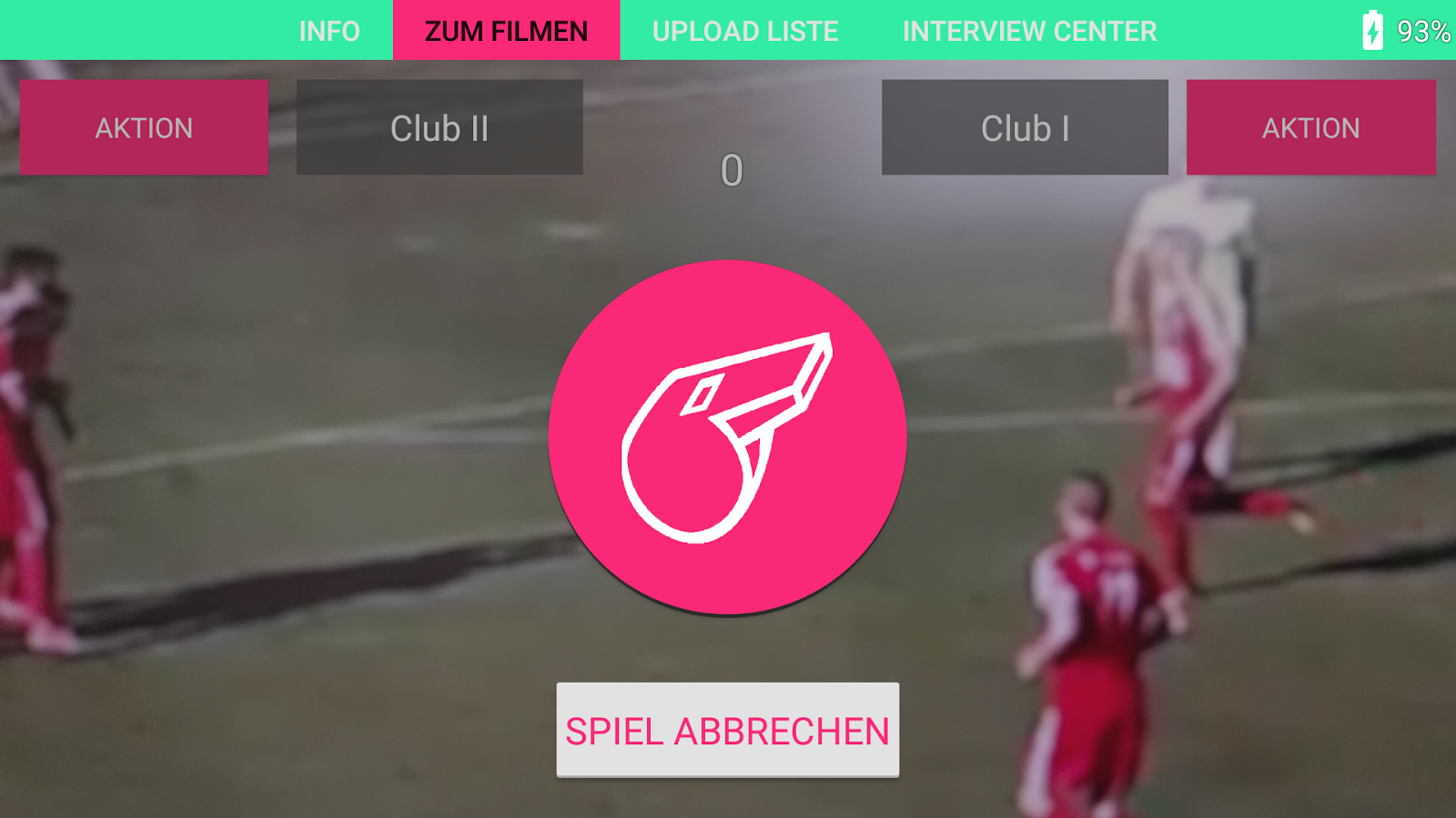 sport.video - Your highlights. Captured.- screenshot
