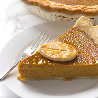 Pumpkin Peanut Butter Pie