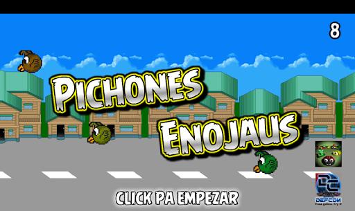 Pichones Enojaus