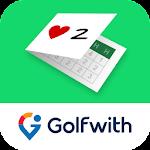 Golfwith : Golf Scorecard Icon