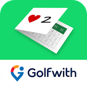Golfwith : Golf Scorecard