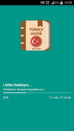 Türkçe sözlük - Offline