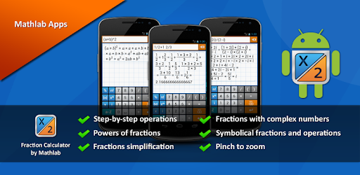 Fraction Calculator + Math PRO - Apps on Google Play