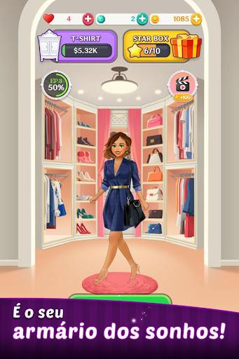 Nicole's Match : Dress Up & Match 3 Puzzle Game painmod.com screenshots 1
