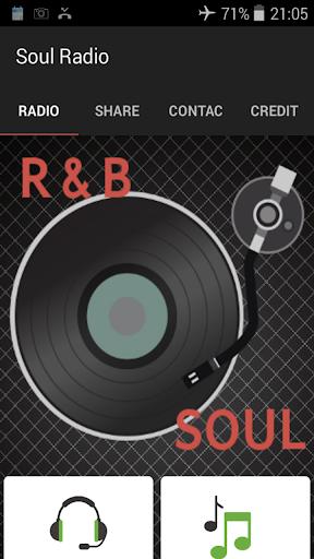 R B soul Radio