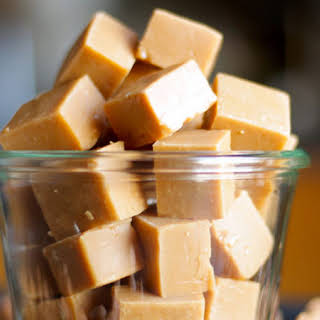 Butterscotch Fudge.