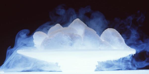 сухой лёд