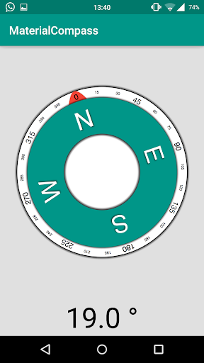 Material Compass