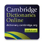 Connect Cambridge Dictionary