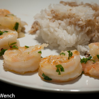 Garlic Shrimp