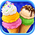 Ice Cream Master: Free Food Making Cooking Games icon