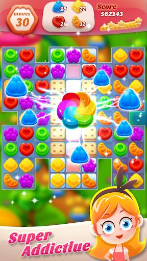 Télécharger Gratuit Jelly Crush - Match 3 Games & Free Puzzle 2019  APK MOD (Astuce) screenshots 1