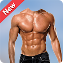 Body Builder Photo Suit (Six pack abs editor) icon