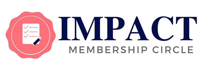 impact membership circle