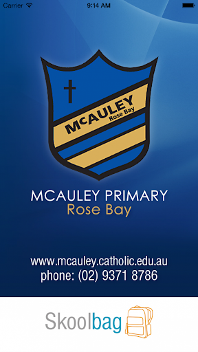 McAuley Primary Rose Bay