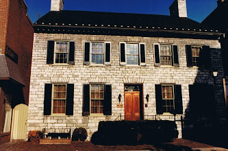 Photo: The Dowdall/Kurtz House, 21 S. Loudoun St.