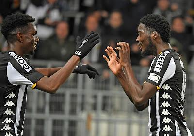 Le Sporting de Charleroi se penche sur le dossier Frank Tsadjout