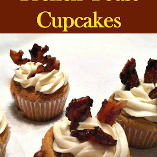 French Toast Cupcakes