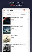 screenshot of Ubook