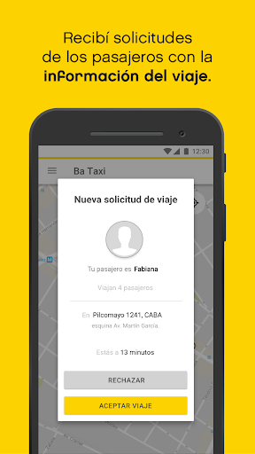 BA Taxi - Conductor 2.3.14 screenshots 1
