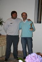 Photo: Fiesta torneo 2008 (Portocarreiro) Campeón de la liga municipal de tenis