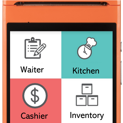 eWaiter, eKitchen and Customer Self Ordering - Apps on