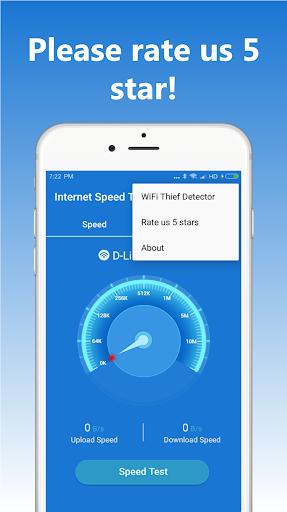 Internet Speed Test - Broadband Speed Test for PC