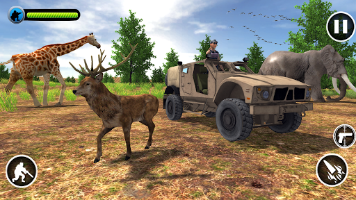Code Triche Animal Safari Hunter APK MOD screenshots 4