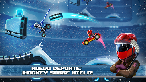 Drive Ahead! Sports para Android