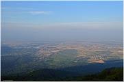 Photo: Vista de la llanura alsaciana desde Hartmannswillerkop o Vieil-Armand. Los Vosgos . Alsacia ( Francia) http://www.viajesenfamilia.it/Alsacia.htm