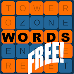 Five Words - Free Icon
