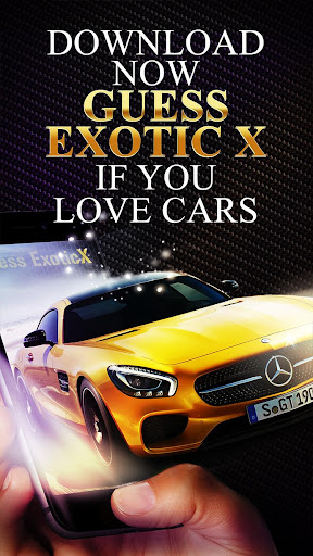 GUESS EXOTIC X - 車のゲーム