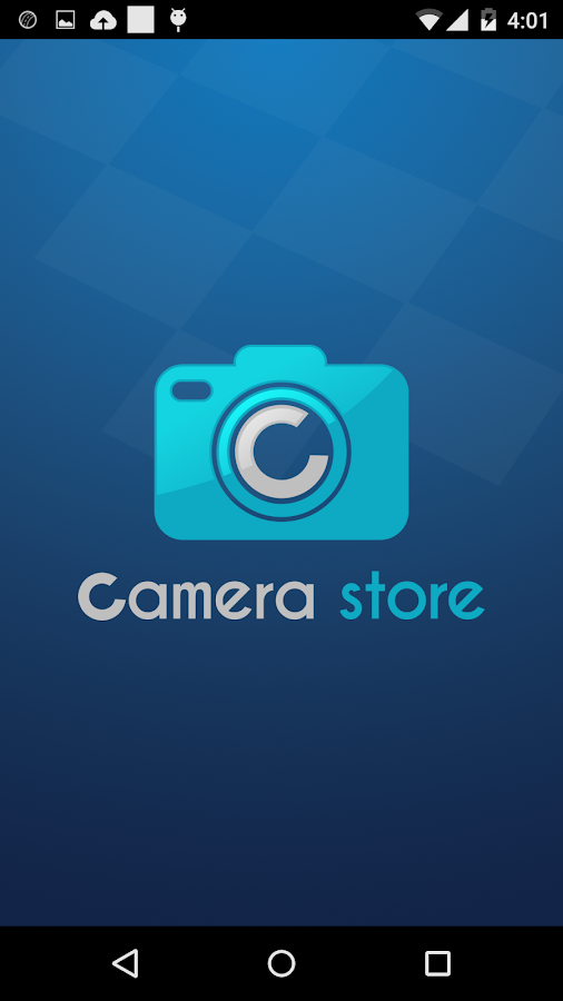 CameraStore- screenshot