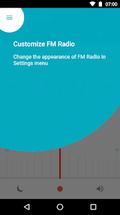 Motorola FM Radio- screenshot thumbnail
