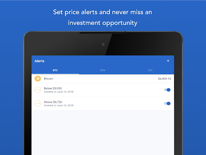 Coinbase – Buy and sell bitcoin. Crypto Wallet 10